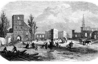 Memorialday 7 mei 1862