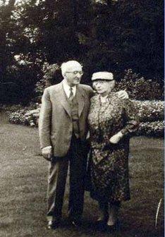 Echtpaar Sig en Emmy Menko 1948